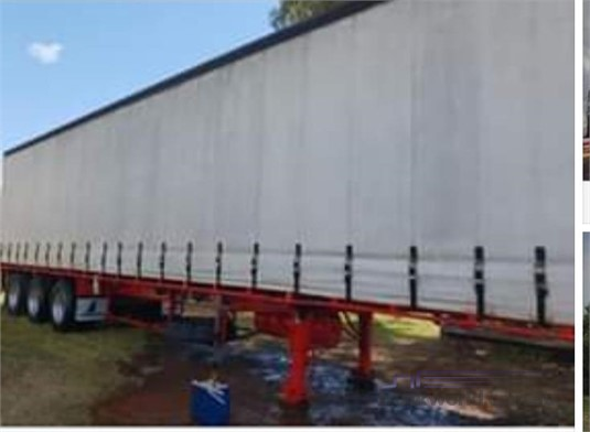 1993 Freighter Refrigerated Curtainsider - Trailers for Sale
