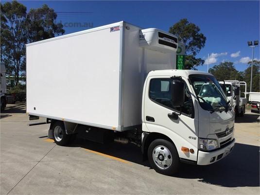 2018 Hino 300 Series 616 Trucks for Sale