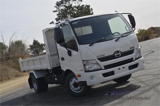 2018 Hino 300 Series 717 - Trucks for Sale