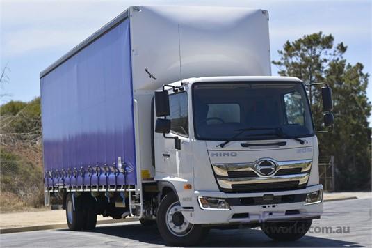 2018 Hino 500 Series 1426 FE - Trucks for Sale
