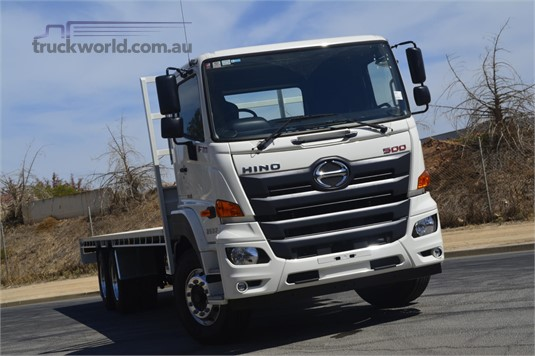 2018 Hino 500 Series 2632 FM - Trucks for Sale