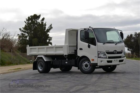 2019 Hino 300 Series 917 - Trucks for Sale