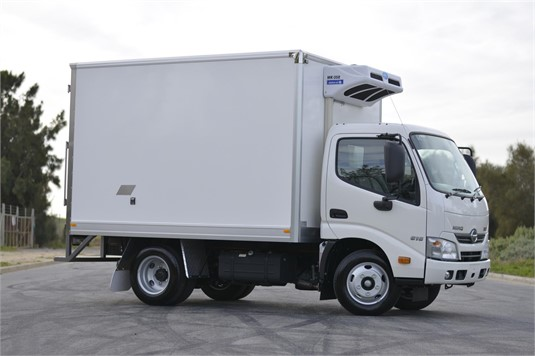 2019 Hino 300 Series 616 Short Auto IFS - Trucks for Sale