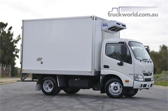 2019 Hino 300 Series 616 Short Auto IFS - Trucks for Sale
