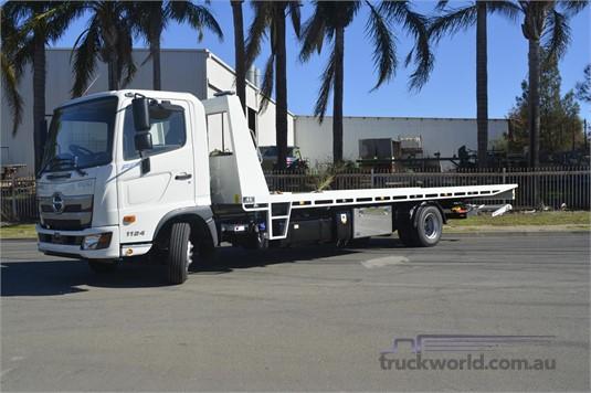 Hino 500 Series 1124 FC - Trucks for Sale