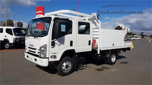 2019 Isuzu NPS 75 155 Trucks for Sale
