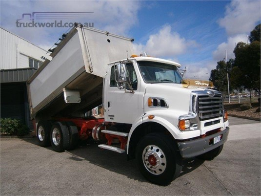 2007 Sterling HX9500 Tipper truck for sale Larsen's Truck