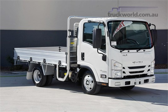 2019 Isuzu NLR 45 150 Traypack Trucks for Sale