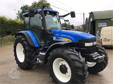 NEW HOLLAND TM140 for sale in Ireland - 7 Listings | Farm