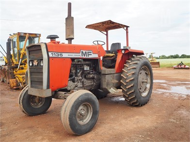 MASSEY-FERGUSON 100 HP To 174 HP Tractors For Sale - 706