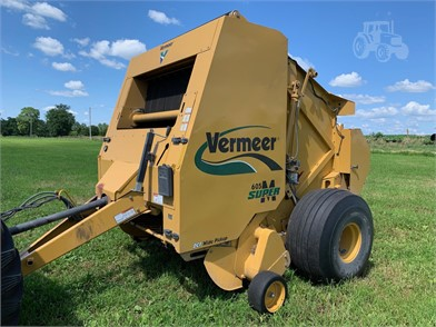 VERMEER Round Balers For Sale - 431 Listings   TractorHouse ... on