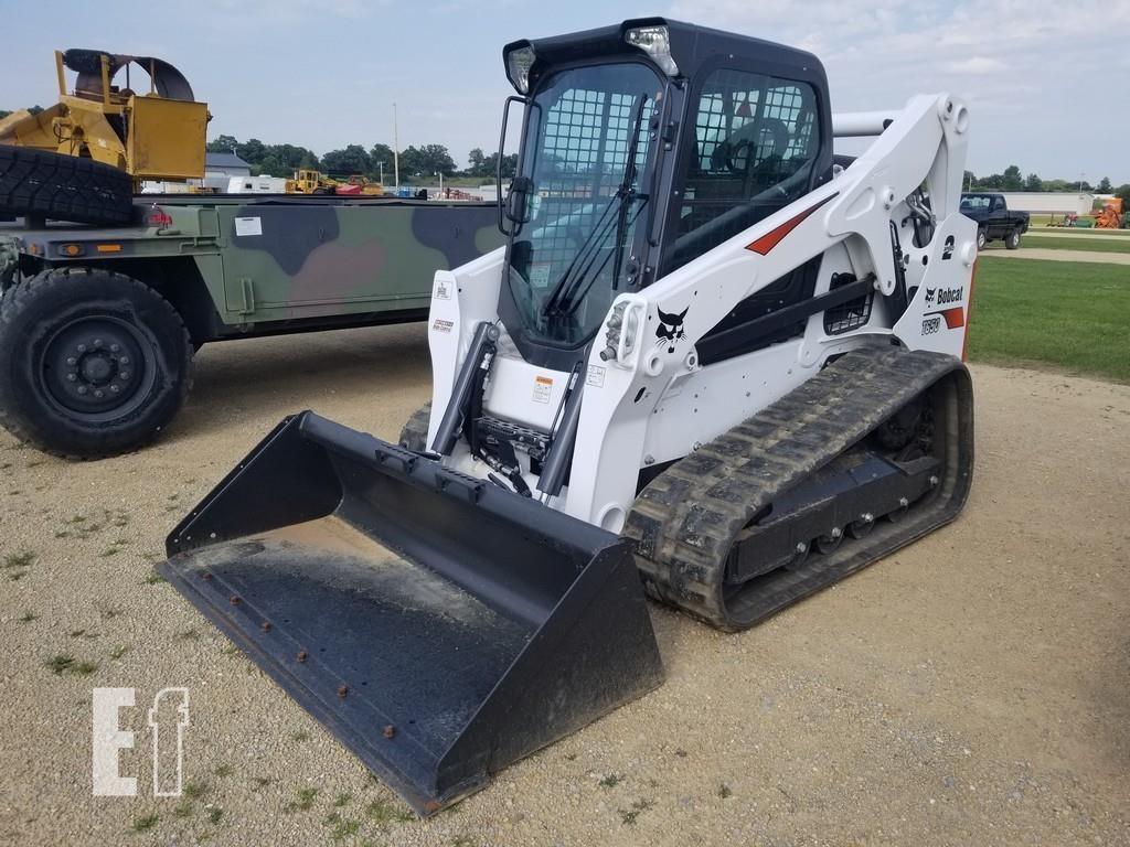 EquipmentFacts com | 2018 BOBCAT T650 Online Auctions