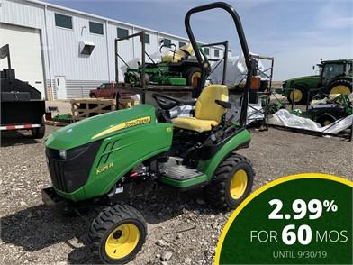 JOHN DEERE 1025R For Sale - 440 Listings | MarketBook ca