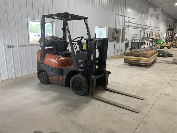 Forklifts Auction Results - 24088 Listings | LiftsToday com