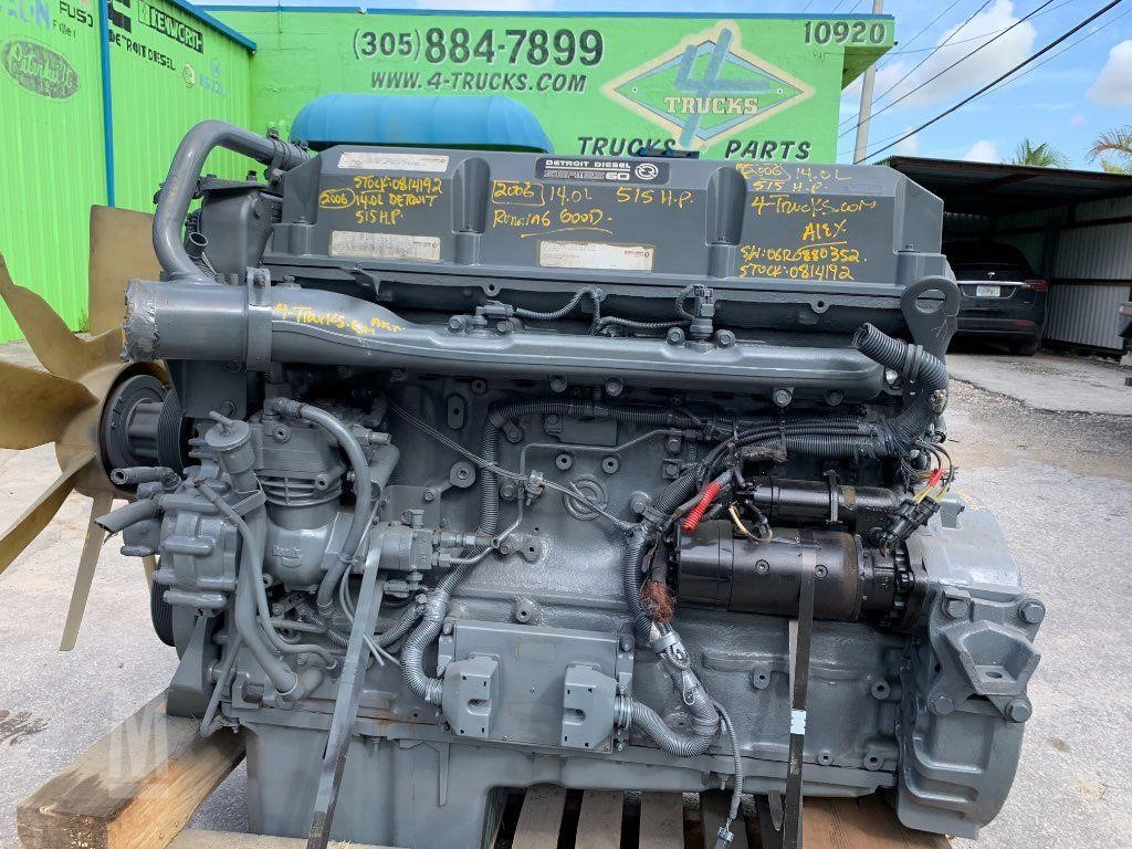 2006 DETROIT SERIES 60 14 0 DDEC V Engine For Sale In Miami