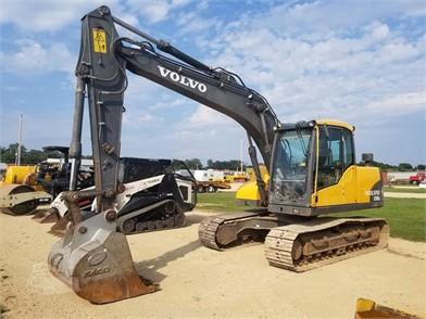 VOLVO Excavators For Sale - 1695 Listings | MachineryTrader