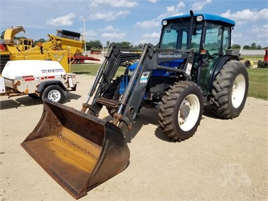 NEW HOLLAND TN75 For Sale - 42 Listings | TractorHouse com