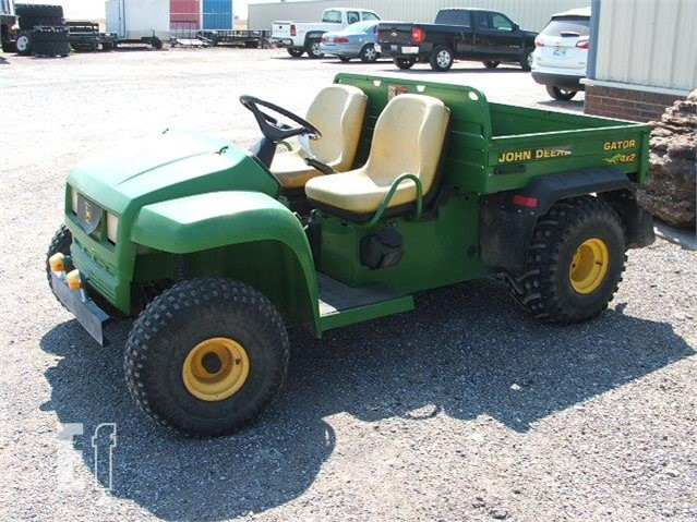 John Deere Gators For Sale >> Lot 3561 John Deere Gator For Sale In Meno Oklahoma