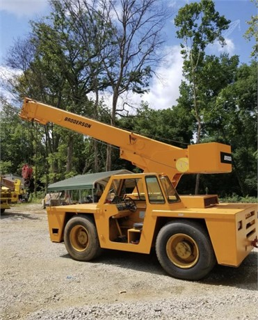 BRODERSON IC200 Cranes For Sale - 98 Listings | CraneTrader