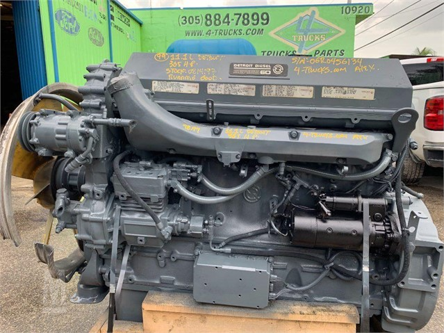 1999 DETROIT SERIES 60 11 1 DDEC III Engine For Sale In