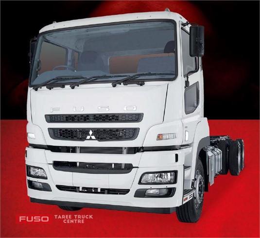 Fuso Heavy 6x4 FV51 360hp MWB 12 Sp. AMT