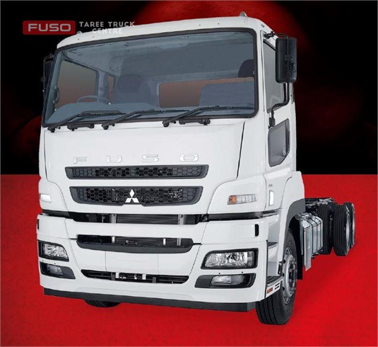 Fuso Heavy 6x4 FV51 360hp MWB 13 Sp. MAN