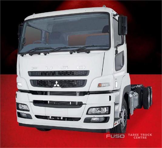 Fuso Heavy 6x4 FV51 455hp MWB 12 Sp. AMT
