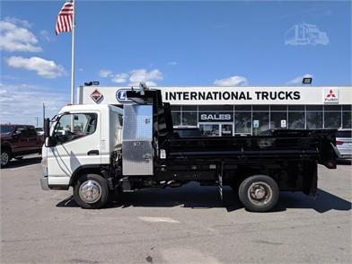 MITSUBISHI FUSO Dump Trucks For Sale - 96 Listings ...