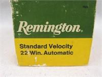 (qty - 450rds) Remington .22 Win Automatic Ammo-
