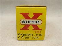 (qty - 50rds) Western .22 Hornet-