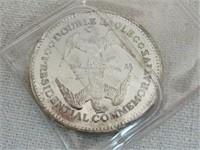 1984 Reagan AA Double Eagle Commemorative Coin-