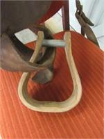 Western Saddle-