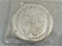1984 Reagan AA Double Eagle Commemorative Coin-