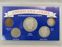 Early 1900s Americana Series Yesteryear Collection