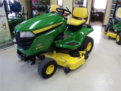 JOHN DEERE X330 For Sale - 8 Listings | TractorHouse com
