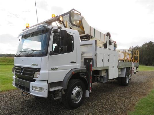 2007 Mercedes Benz Atego 1628 - Trucks for Sale
