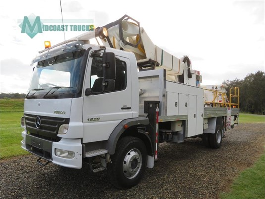 2007 Mercedes Benz Atego 1628 Midcoast Trucks - Trucks for Sale