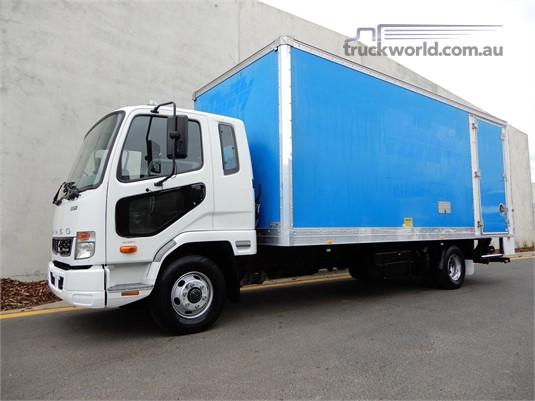 2013 Fuso Fighter 14 - Trucks for Sale