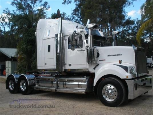 2012 Western Star 4900FX Steve Penfold Transport Pty Ltd - Trucks for Sale