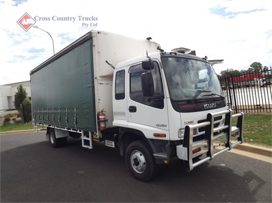 2004 Isuzu FRR 525 Cross Country Trucks Pty Ltd - Trucks for Sale