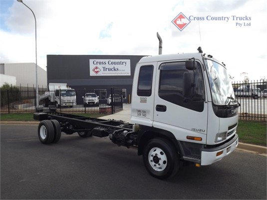 2006 Isuzu FRR550 Cross Country Trucks Pty Ltd - Trucks for Sale
