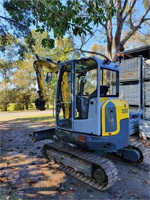 2018 Wacker Neuson EZ38  - Heavy Machinery for Sale