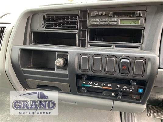 1998 Mitsubishi Fighter FM8.0 Grand Motor Group - Trucks for Sale