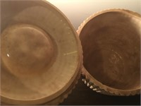 CANISTER/DISH/ASHTRAYS/SERVING TRAYS