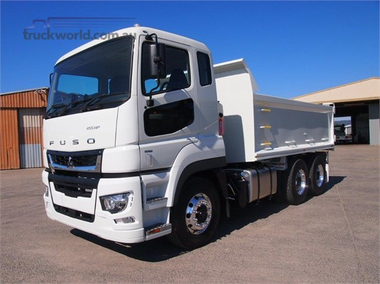 2019 Fuso Shogun - Trucks for Sale