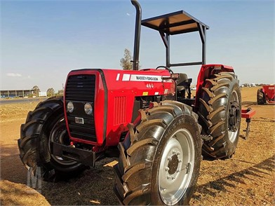 MASSEY-FERGUSON 100 HP To 174 HP Tractors For Sale - 694