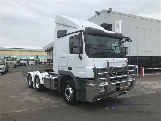 2015 Mercedes Benz Actros 2644 Trucks for Sale