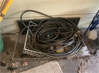 LARGE LOT OF HOSES