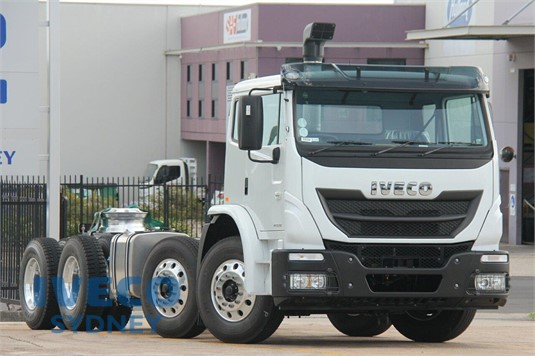 2019 Iveco Acco Iveco Sydney - Trucks for Sale