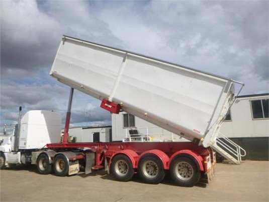 2018 Moore Tipper Trailer - Trailers for Sale